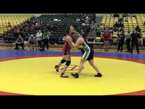 2016 Golden Bear Open: 82 kg Nathalie Turrenne vs. Rebecca Ells