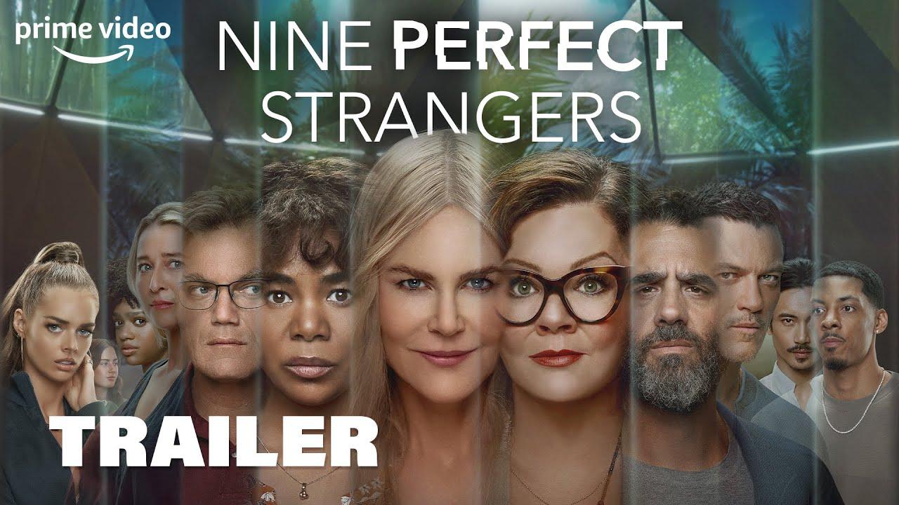 Nine Perfect Strangers Offizieller Trailer   Prime Video DE