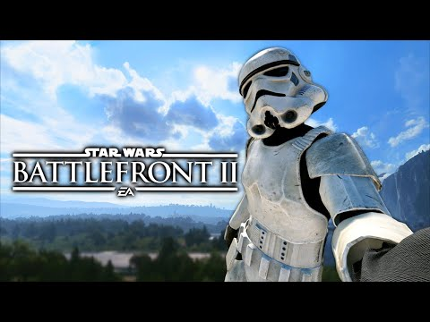 Star Wars Battlefront 2 FUNNIEST MOMENTS of 2018 thumbnail
