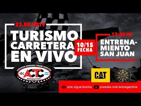 10-2019) San Juan: Viernes Entrenamientos TC