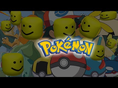 Pokemon Theme Song But With The Roblox Death Sound Youtube