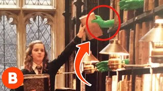 Harry Potter: Behind The Scenes Secrets That Ruin The Magic