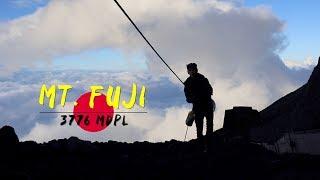 Fuji - Pendakian Gunung Pertamaku.