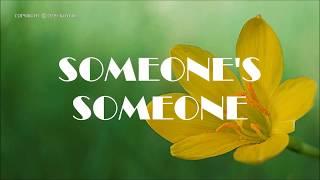 แปลเพลงสากล / Someone's Someone – Monsta X