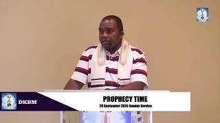 US Election Prophecy 2021 (Part 2) - Dr. Ian Ndlovu
