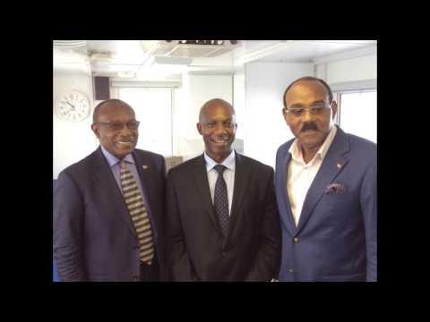 Bloodmobile, Antigua and Barbuda