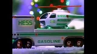 1995 hess toy truck commercial