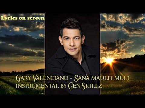 Sana Maulit Muli - Gary Valenciano (instrumental cover) HD