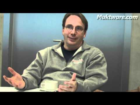 Linus Torvalds: Steve Jobs Was Exceptional CEO