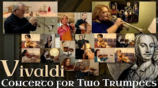 Vivaldi Concerto for 2 Trumpets