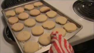Homemade Butter Biscuit