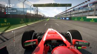 F1 2013 Gameplay PC - Español