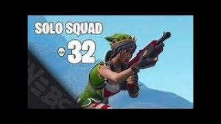 Fortnite Chapter 2 season 1 32 kill world record win on console