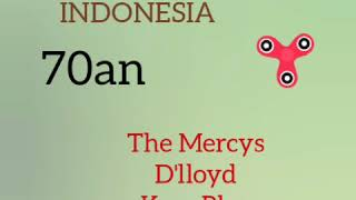 POP LEGENDARIS 70AN INDONESIA