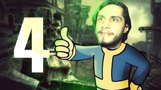 Fallout 3 - Parte 4: O Xerife Morreu [ Série Playthrough PT-BR ]