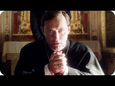 THE YOUNG POPE Teaser Trailer (2016) Sky, HBO, Canal+ Mini-Series