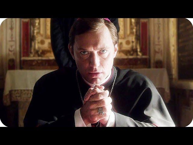 El avance de la serie 'The Young Pope' muestra a Jude Law como el Papa