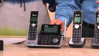 Cordless Phone System Handsets Answering Machine Nancy Hornback