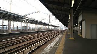 東北新幹線 やまびこ144号 東京行き E2系と山形新幹線 つばさ144号 東京行き E3系  2018.07.21