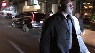Denim Diva! Rihanna rocks denim getup for dinner in New York #NewsTrends