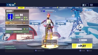 FORTNITE Monday Morning Playing with Subs! (USE CODE: OUTSIDER_JR)