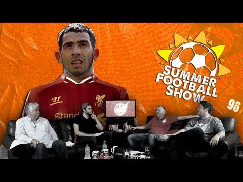 Could Tevez Replace Suarez at Liverpool?