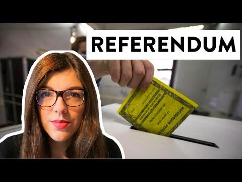 Referendum: discriminazione ai seggi || Parità IN REAL LIFE #08