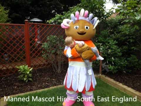 Mascot 4 You - Manned Mascot / Character Costume Hire - Kent