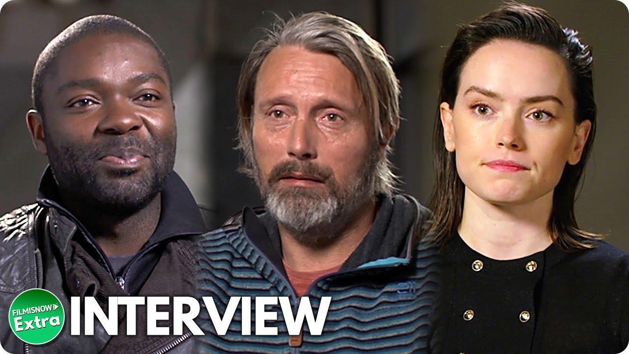 CHAOS WALKING (2021) | Cast & Filmmaker Interview