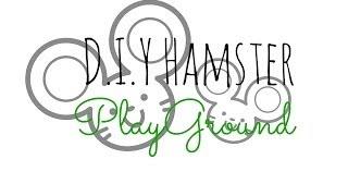 Diy Hamster Playground