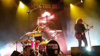 The Inspector Cluzo - We The People Of The Soil / Live @ La Cigale, 09.02.2019