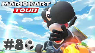 Mario Kart Yoshi Tour: ALL Cups Completed & Coin Rush - Part 8