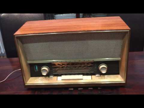 Radio Telefunken Largo 1253