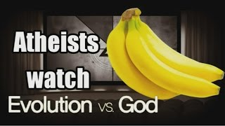"Atheists Watch Ray Comfort's ""Evolution Vs. God"""