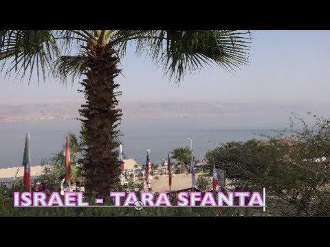 ISRAEL - TARA SFANTA, Partea a III-a,Pelerinaj 20sept.2017