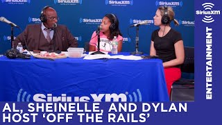 Howard Stern and T.I. surprise Al Roker, Sheinelle Jones, and Dylan Dreyer during their show