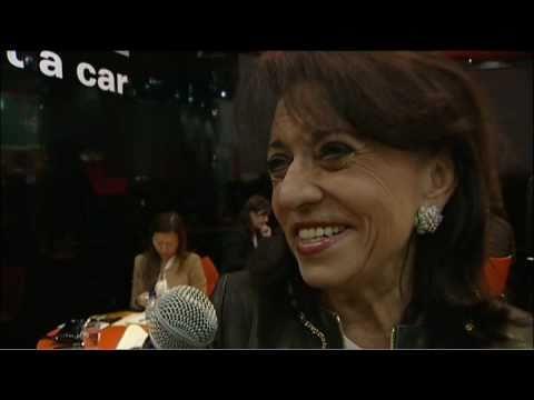 Regine Sixt, CEO, Sixt Car Hire @ WTM 2010
