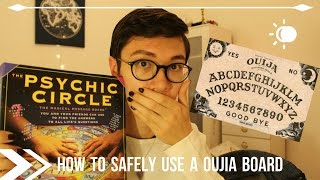 ouija boards   how to use them safely my scary experience