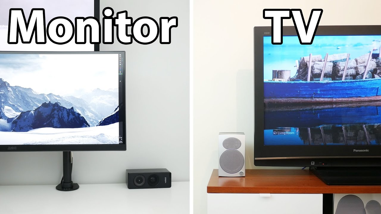 Why You Shouldn t Use a 4K TV as a puter Monitor