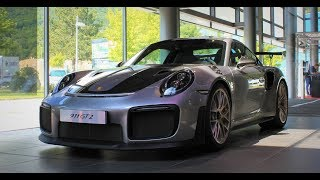New 2018 Porsche 911 GT2 RS Weissach Package - ( 700hp ) Review, All Details, Walk Around !!!