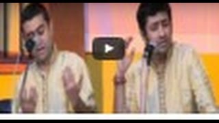 Bharat Sangeet Utsav - 2014 - Carnatic Music Performance by Trichur Brothers
