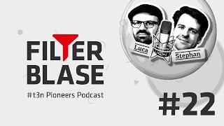 Snapchat als Hardware-Unternehmen (Folge #22) Filterblase – #t3n Pioneers Podcast