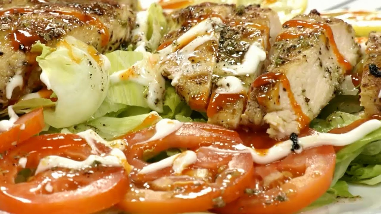 Ashpazi - Grill Stick  - آشپزی - گریل استیک