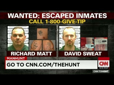 John Walsh on escapees: 'I think they're hunker...