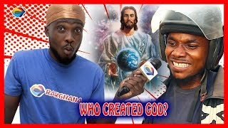 Who Created GOD? | Street Quiz | Funny Videos | Funny African Videos | African Comedy |