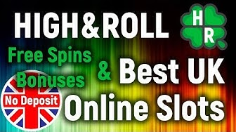 Best UK Online Slots With No Deposit Required (Free Spins & Bonuses)