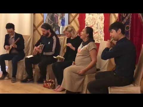Лауреат Grammy Джосс Стоун спела вместе с Гулзадой Рыскуловой