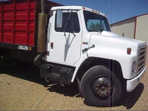 1989 INTERNATIONAL S1700 For Sale