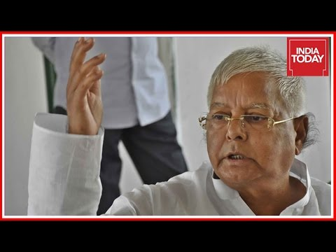Exclusive Interview With Lalu Prasad Yadav: Demands SC-Monitored Probe Against Modi
