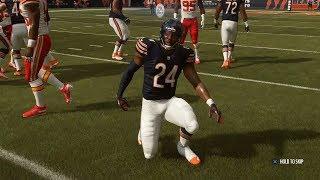 NFL Saturday 8/24 - Kansas City Chiefs vs Chicago Bears (NFL Preseason Week 3 Madden 19)